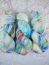 JULIE the Marine Biologist- Merino Twist