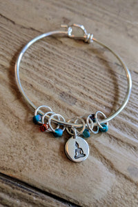 Stitch Marker Bangle