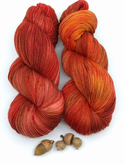 MAPLE BLAZE- Deluxe Sock