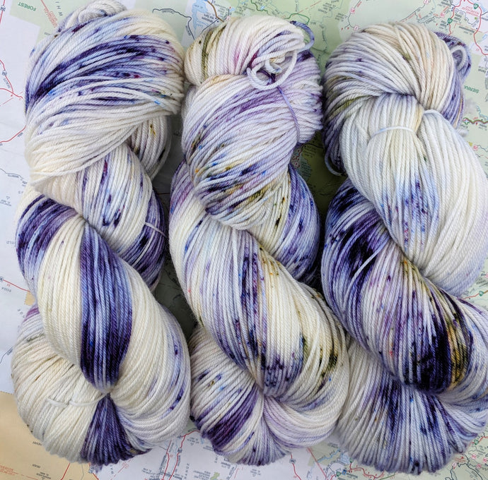 MIDSUMMER NIGHT- Merino Twist