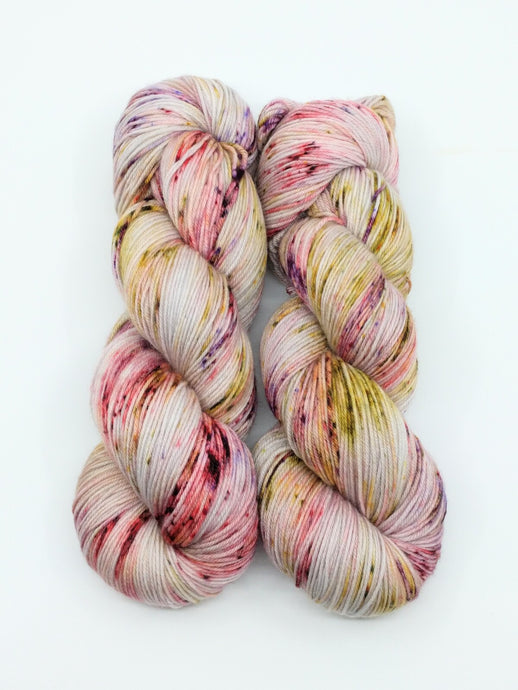 MISTY WILDFLOWERS- Merino Twist