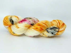 MONARCH & MILKWEED- Deluxe Sock