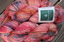 MULHOLLAND SUNSET - Silky Mulberry Merino