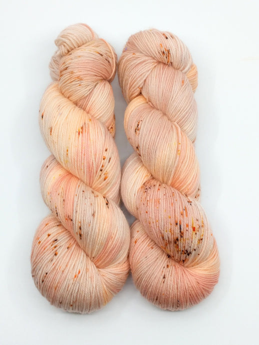 PEACH PEARL- Merino Twist