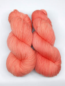 PEACH SUNSET- Merino Twist