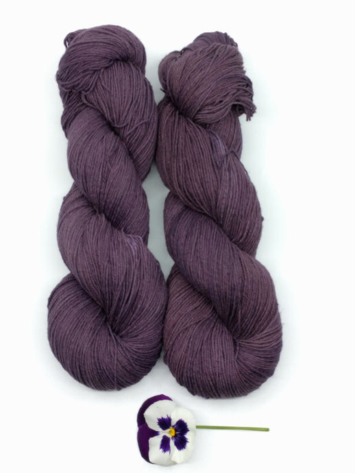 PLUM- Natural Dye, Linen & Organic Cotton