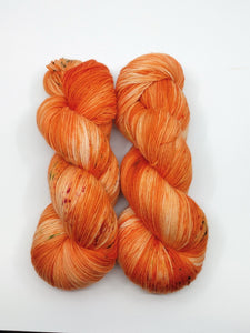 PUMPKIN- Merino Twist