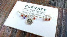 Silver-Plated Pewter Stitch Markers - EXPEDITION