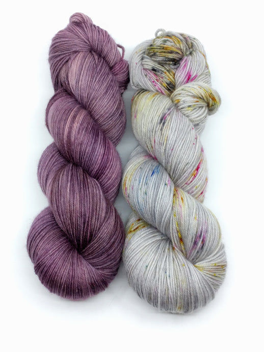 YOSEMITE RIDGE 2 Skein Set- Merino Twist kit