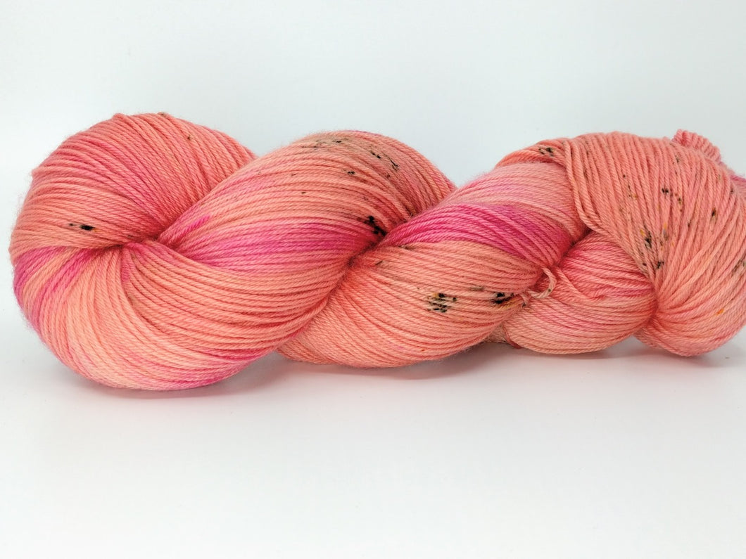 SUN-KISSED CORAL- Merino Twist