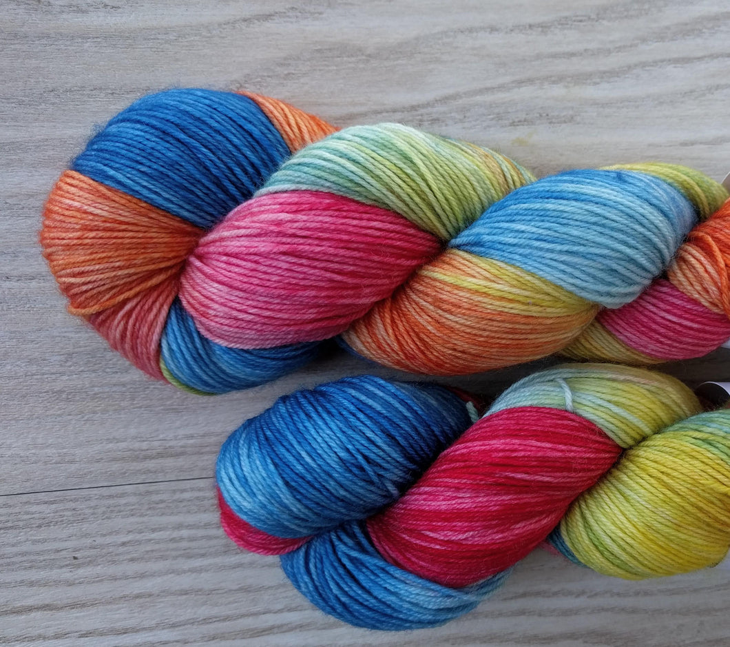 TEQUILA SUNRISE - Deluxe Sock