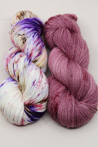 THISTLE & BUCKWHEAT- Merino Twist kit