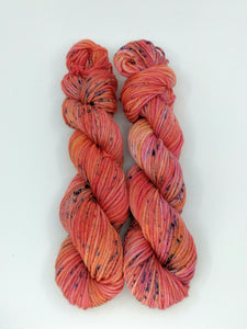 WARM SUNSET- Worsted Merino