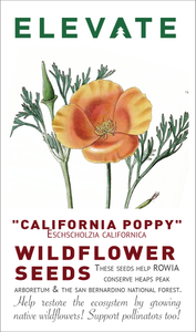 CALIFORNIA POPPY - Silky Merino