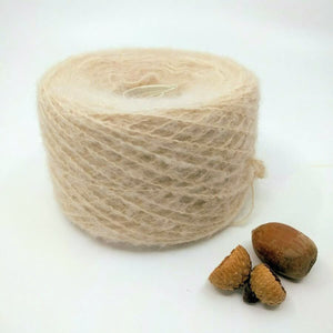 NATURAL ACORN- Cumulus Cotton