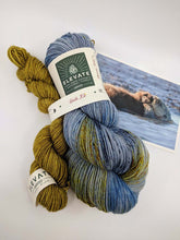 BIG SUR with Kelp Forest- sock kit