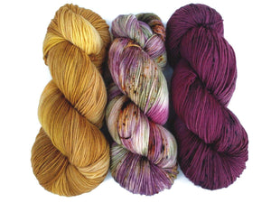 AUTUMN DANCE- Merino Twist