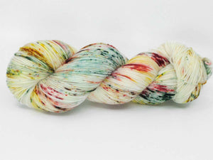 DASHING THROUGH THE SNOW- Merino Twist