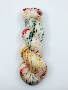 DASHING THROUGH THE SNOW- DK Merino