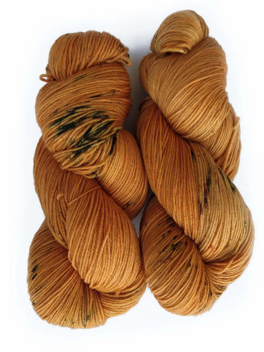 HEIRLOOM PUMPKIN- Merino Twist