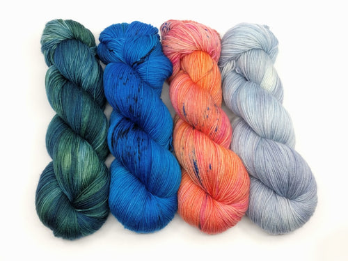 BEYOND THE REEF- 4 Skein Set