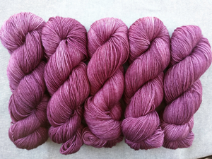EVERLASTING LOVE - Silky Mulberry Merino