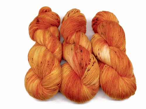 MONARCH BUTTERFLIES- Merino Twist