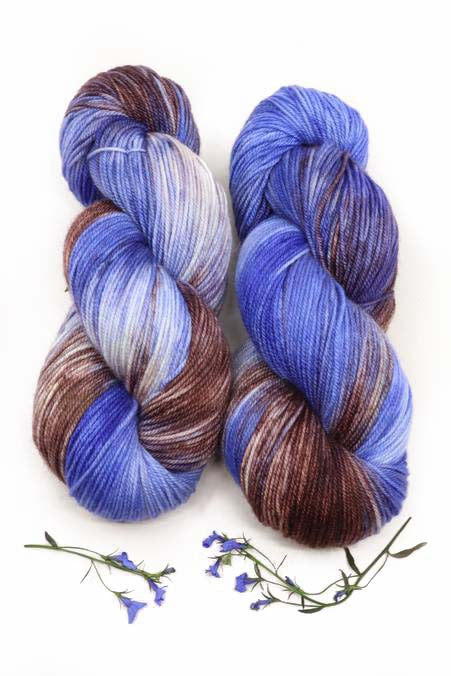 TRAILSIDE IRIS- Merino Twist