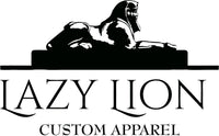 Lazy Lion Custom Printing