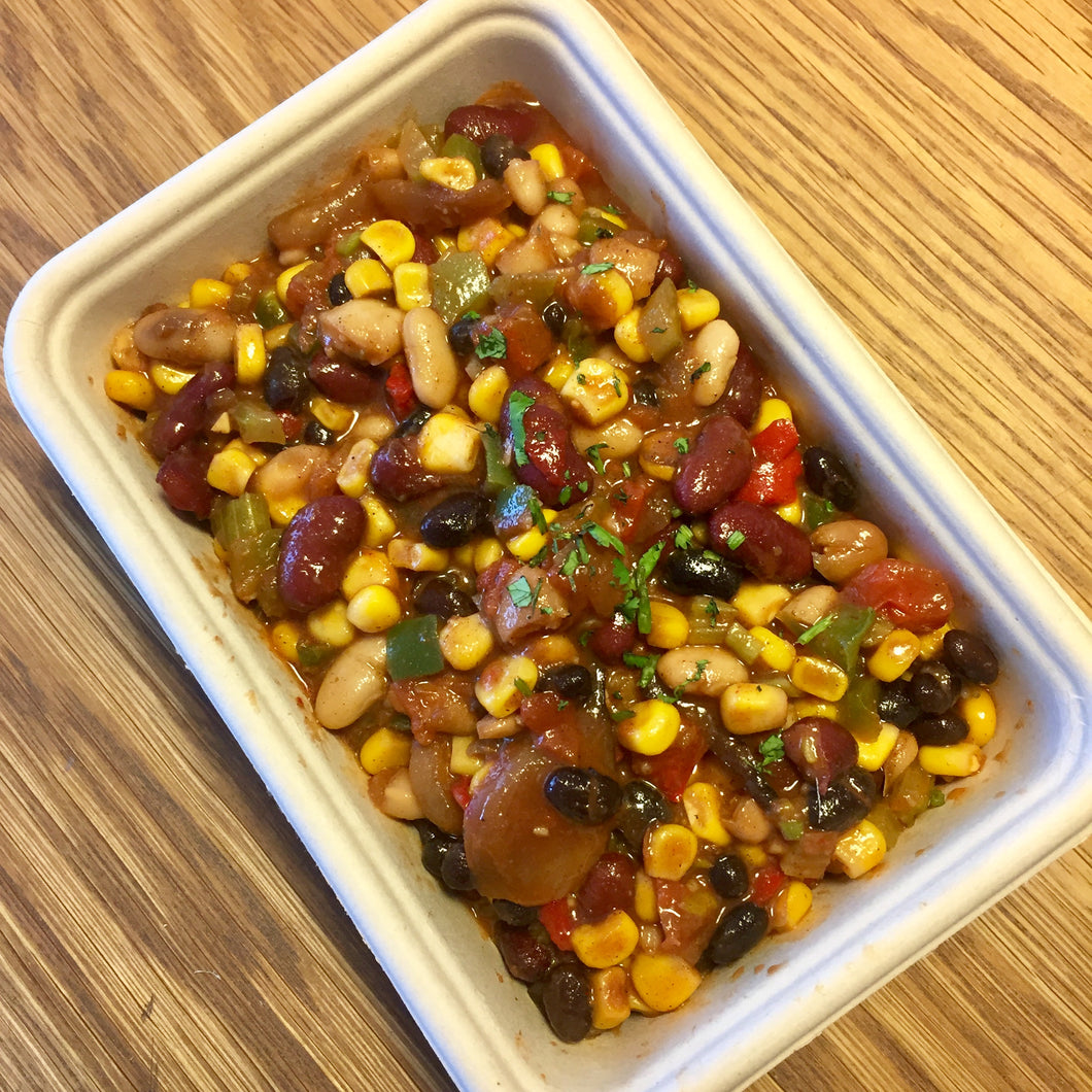Mia's Vegetarian Chilli
