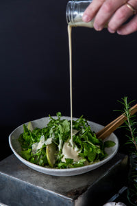 Rocket, Pear & Parmesan Salad