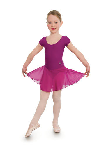 ABD Rose Skirted Leotard for Pre-Prep, Prep and Primary