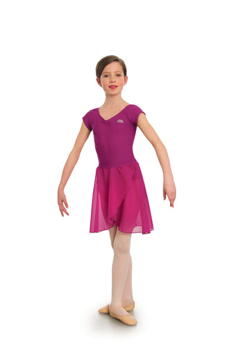 ABD Rose Ballet Skirt for Grades 1-4