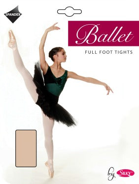 Pink Ballet Tights