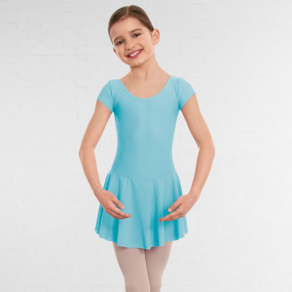 Maddy Skirted Leotard