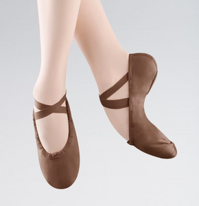 Bloch Pump Split Sole Ballet Shoes