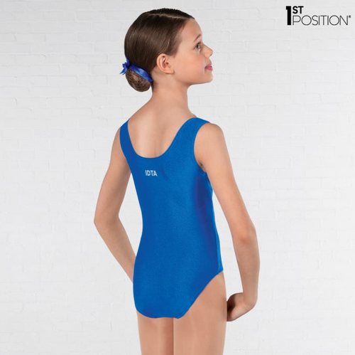 Royal Blue IDTA Leotard