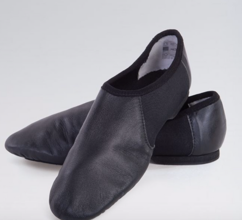 Slip On Split Sole Jazz Shoes