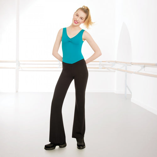 Black Jazz Trousers