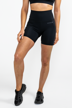 Load image into Gallery viewer, Active Bike Shorts - Black