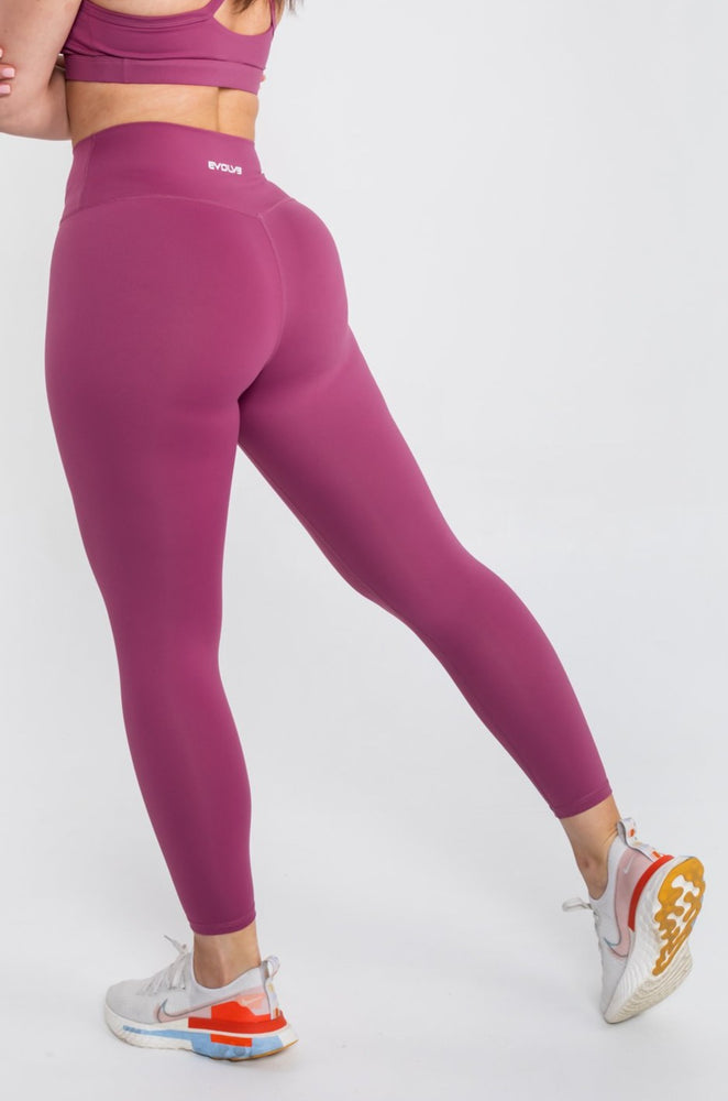 Load image into Gallery viewer, Lux Leggings - Rose