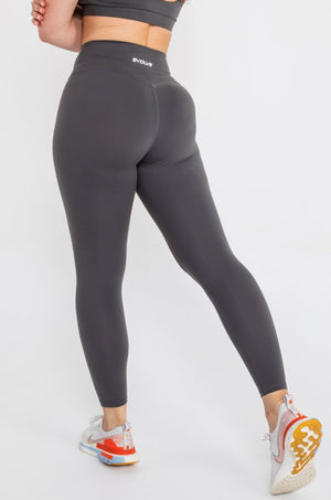 Load image into Gallery viewer, Lux Leggings - Slate Grey