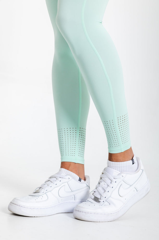 Load image into Gallery viewer, Active Leggings - Pastel Mint