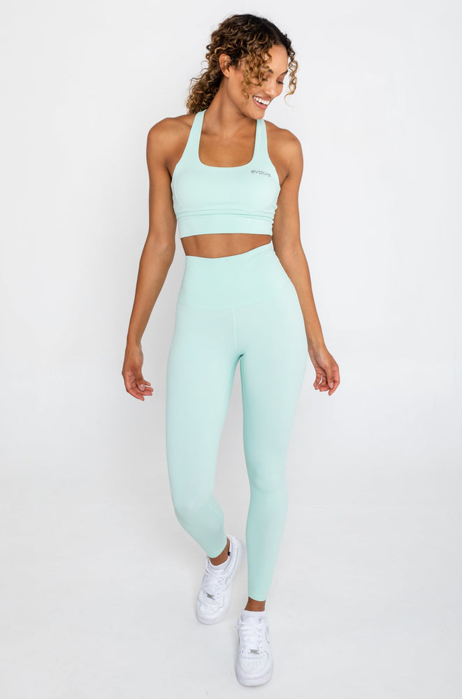 Load image into Gallery viewer, Vital Sports Bra - Pastel Mint