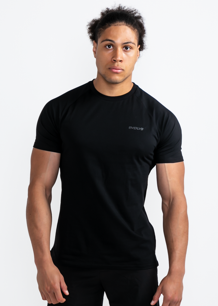 Load image into Gallery viewer, Element Tee - Black