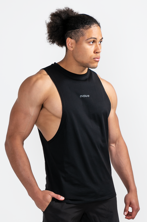 Load image into Gallery viewer, Critical Muscle Tank - Black