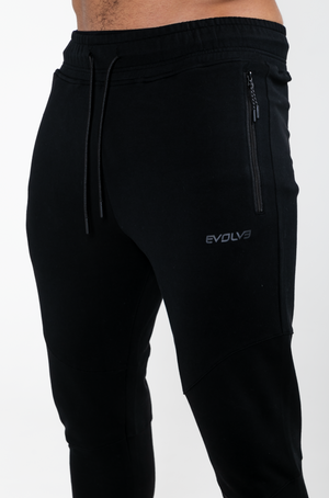 Load image into Gallery viewer, Essential Joggers - Black