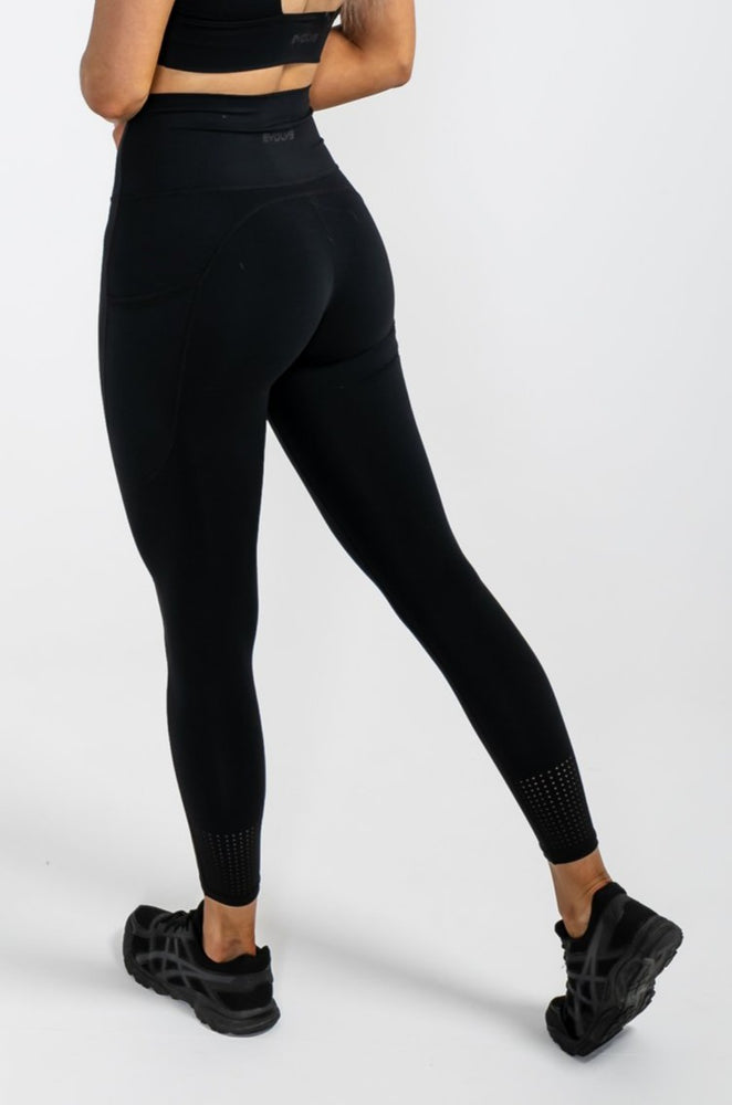 Load image into Gallery viewer, Active Leggings - Black
