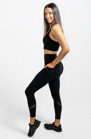Load image into Gallery viewer, Ultra Leggings - Black