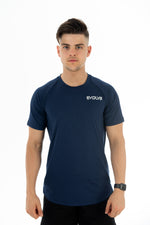 Performance Tee - Navy Blue
